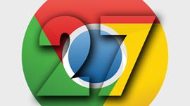 Google Chrome version 27