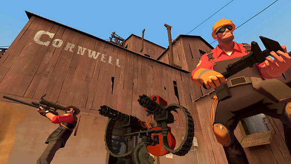เกม Team Fortress 2