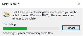 วิธีลบ Windows.old หลังจาก upgrade Windows แล้ว