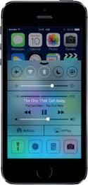 มีอะไรใหม่ใน iOS 7 - Control Center