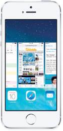 มีอะไรใหม่ใน iOS 7 - Multitasking
