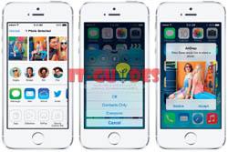 มีอะไรใหม่ใน iOS 7 - AirDrop