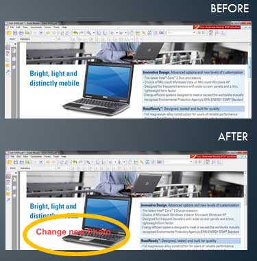 Add Text to PDF File