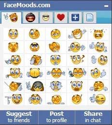 Facemoods Facebook