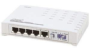 Hub Network Equipment
