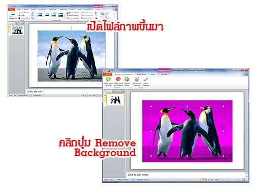 Remove Background PowerPoint 2010