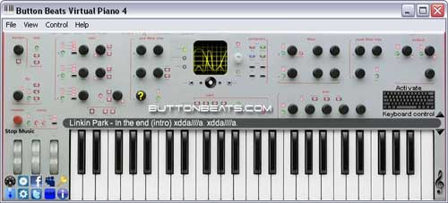 Freeware Virtual Piano