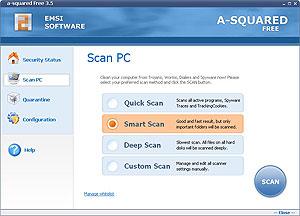 a-squared free antivirus spyware