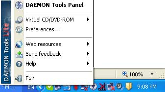 Daemons Tools Lite