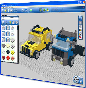 Game LEGO