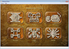 Mahjong Titans Game
