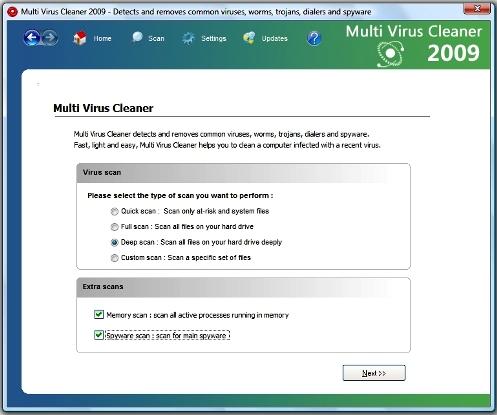 MVC Virus Remove Tool