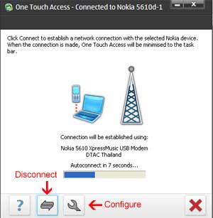 One Touch Access with Nokia