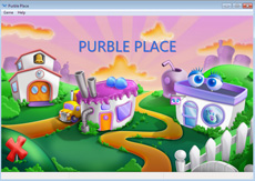 Purple Place game