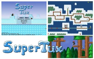 Free game SuperTux