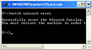 windows reset