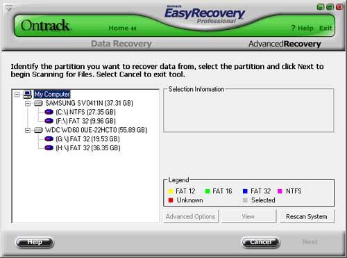 easy recovery pro v 6.04